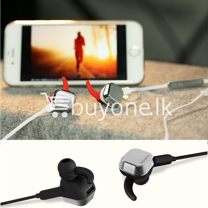 remax rm s2 new mini sports magnet wireless bluetooth headset stereo mobile phone accessories special best offer buy one lk sri lanka 48865 - REMAX RM-S2 New Mini Sports Magnet Wireless Bluetooth Headset Stereo