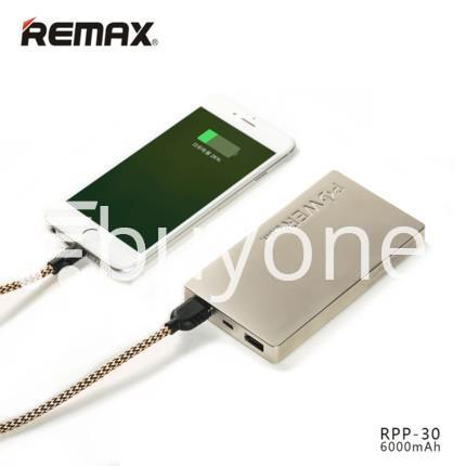 remax rpp 30 6000mah portable dual usb charger power bank mobile store special best offer buy one lk sri lanka 23356 1 - REMAX RPP-30 6000mAh Portable Dual USB Charger Power Bank