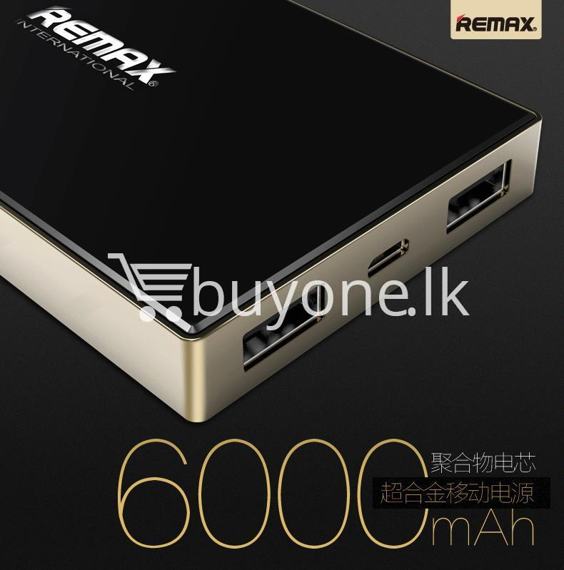 remax rpp 30 6000mah portable dual usb charger power bank mobile store special best offer buy one lk sri lanka 23357 REMAX RPP 30 6000mAh Portable Dual USB Charger Power Bank