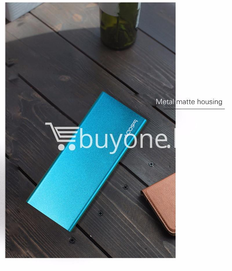 remax ultra slim power bank 8000 mah portable charger for iphone samsung htc lg mobile phone accessories special best offer buy one lk sri lanka 73715 REMAX Ultra Slim Power Bank 8000 mAh Portable Charger For iPhone Samsung HTC LG
