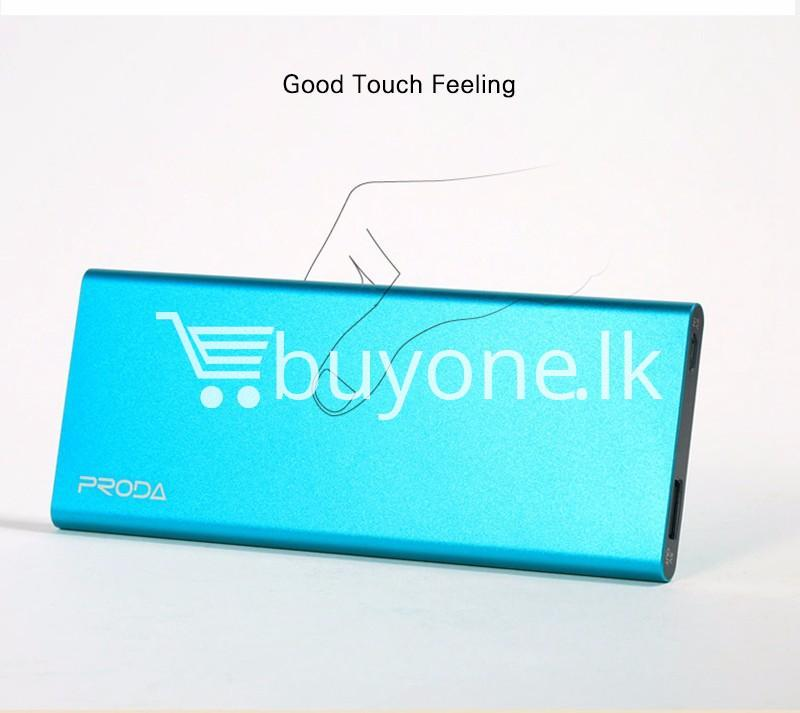 remax ultra slim power bank 8000 mah portable charger for iphone samsung htc lg mobile phone accessories special best offer buy one lk sri lanka 73722 - REMAX Ultra Slim Power Bank 8000 mAh Portable Charger For iPhone Samsung HTC LG