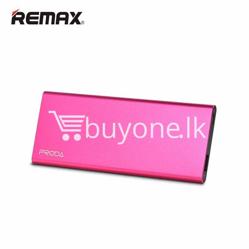 remax ultra slim power bank 8000 mah portable charger for iphone samsung htc lg mobile phone accessories special best offer buy one lk sri lanka 73726 REMAX Ultra Slim Power Bank 8000 mAh Portable Charger For iPhone Samsung HTC LG