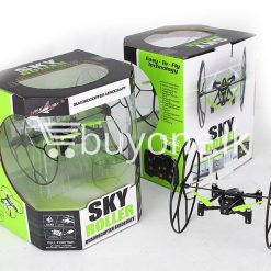 sky roller 2.4g quadcopter aerocraft remote control drone baby care toys special best offer buy one lk sri lanka 53914 247x247 - Sky Roller 2.4G Quadcopter Aerocraft Remote Control Drone