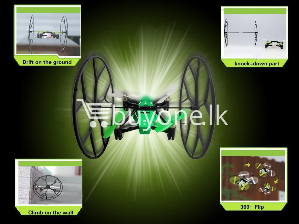 sky roller 2.4g quadcopter aerocraft remote control drone baby care toys special best offer buy one lk sri lanka 53920 - Sky Roller 2.4G Quadcopter Aerocraft Remote Control Drone