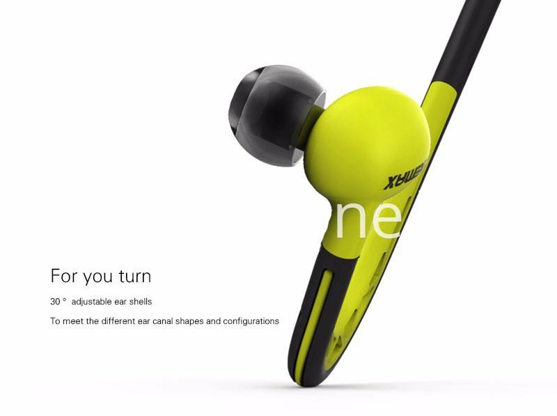stylish remax in ear sports sweat proof neckband earphones mobile phone accessories special best offer buy one lk sri lanka 86300 - Stylish REMAX In-Ear Sports Sweat-proof Neckband Earphones