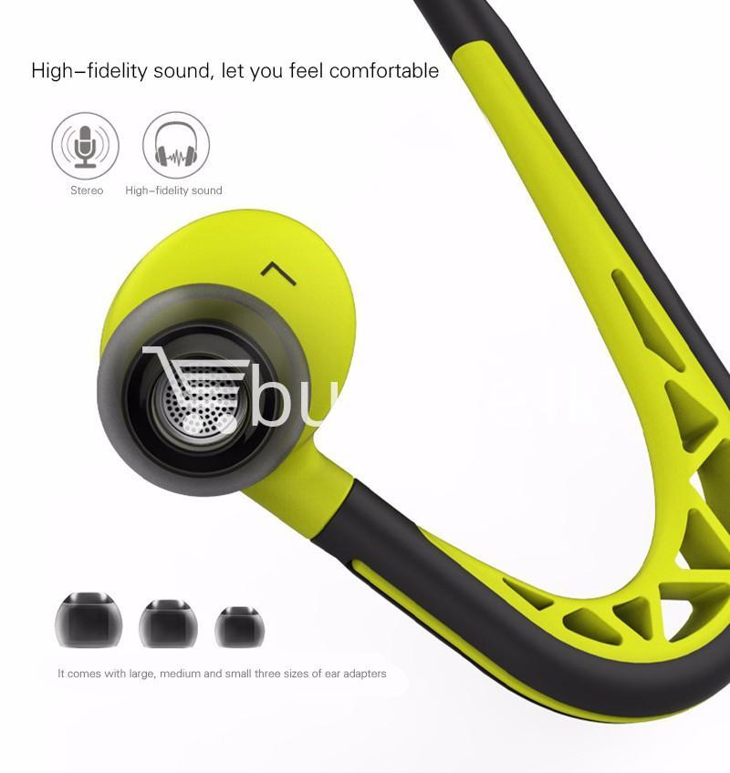 stylish remax in ear sports sweat proof neckband earphones mobile phone accessories special best offer buy one lk sri lanka 86305 Stylish REMAX In Ear Sports Sweat proof Neckband Earphones