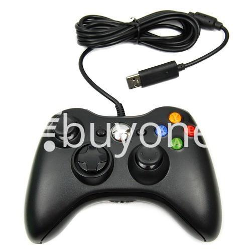 xbox 360 wired controller joystick computer accessories special best offer buy one lk sri lanka 91421 - XBOX 360 Wired Controller Joystick