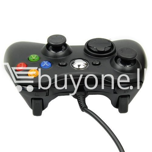 xbox 360 wired controller joystick computer accessories special best offer buy one lk sri lanka 91422 1 - XBOX 360 Wired Controller Joystick