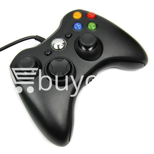 xbox 360 wired controller joystick computer accessories special best offer buy one lk sri lanka 91422 - XBOX 360 Wired Controller Joystick