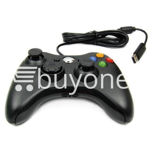 xbox 360 wired controller joystick computer accessories special best offer buy one lk sri lanka 91423 - XBOX 360 Wired Controller Joystick