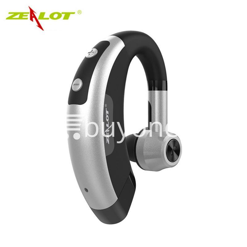 Zealot E1 Wireless Bluetooth 4.0 Earphones Headphones With Built-in Mic - BuyOne.lk