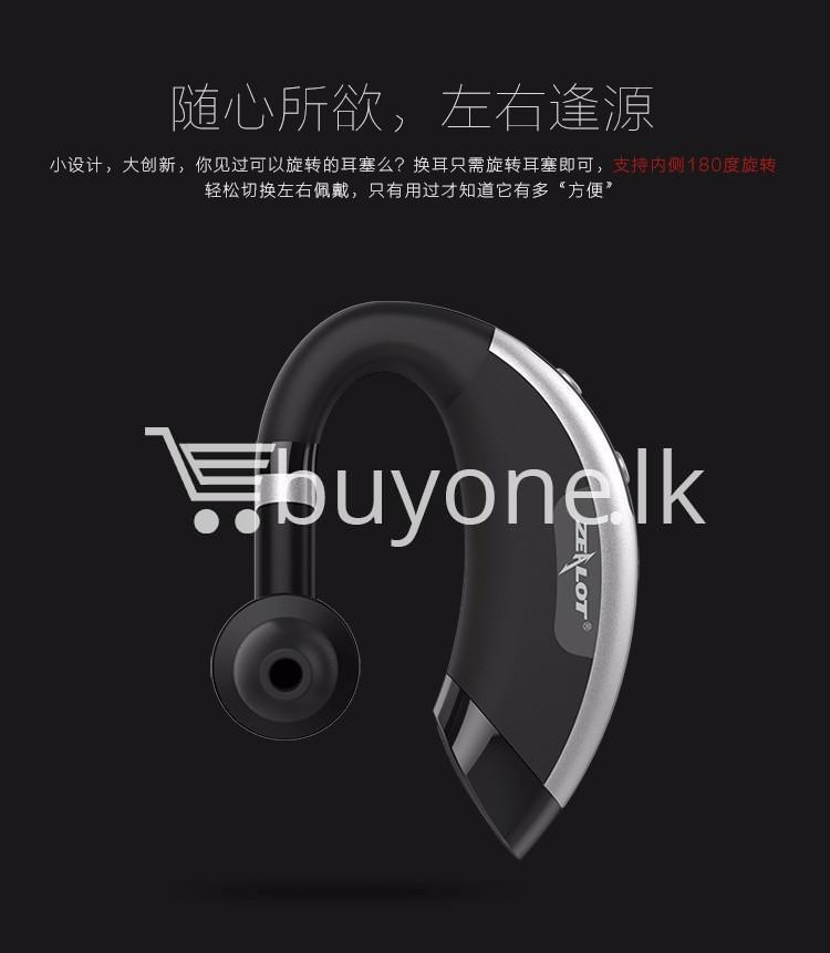 zealot e1 wireless bluetooth 4.0 earphones headphones with built in mic mobile phone accessories special best offer buy one lk sri lanka 47408 Zealot E1 Wireless Bluetooth 4.0 Earphones Headphones with Built in Mic