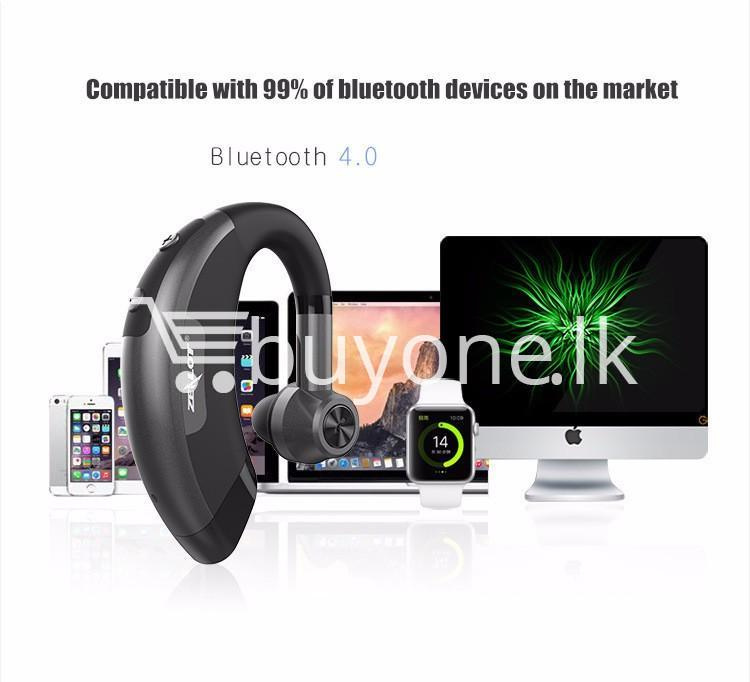 zealot e1 wireless bluetooth 4.0 earphones headphones with built in mic mobile phone accessories special best offer buy one lk sri lanka 47416 Zealot E1 Wireless Bluetooth 4.0 Earphones Headphones with Built in Mic