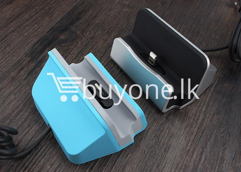 3 in 1 functions chargersyncholder usb charger stand charging dock for iphone mobile phone accessories special best offer buy one lk sri lanka 36163 - 3 in 1 Functions Charger+Sync+Holder USB Charger Stand Charging Dock For iPhone