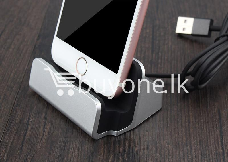 3 in 1 functions chargersyncholder usb charger stand charging dock for iphone mobile phone accessories special best offer buy one lk sri lanka 36164 - 3 in 1 Functions Charger+Sync+Holder USB Charger Stand Charging Dock For iPhone