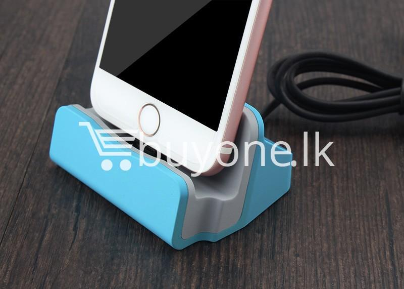 3 in 1 functions chargersyncholder usb charger stand charging dock for iphone mobile phone accessories special best offer buy one lk sri lanka 36165 - 3 in 1 Functions Charger+Sync+Holder USB Charger Stand Charging Dock For iPhone
