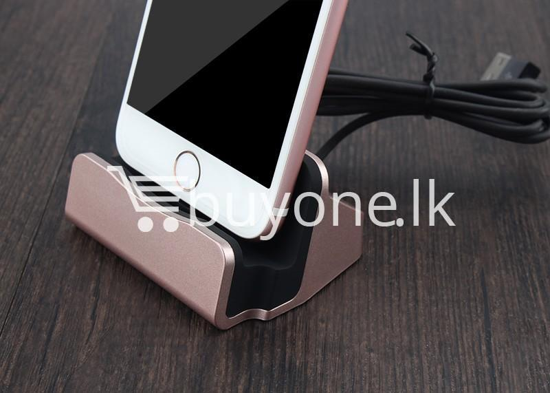 3 in 1 functions chargersyncholder usb charger stand charging dock for iphone mobile phone accessories special best offer buy one lk sri lanka 36166 - 3 in 1 Functions Charger+Sync+Holder USB Charger Stand Charging Dock For iPhone