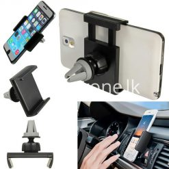 360 degrees universal car air vent phone holder mobile phone accessories special best offer buy one lk sri lanka 20264 247x247 - 360 Degrees Universal Car Air Vent Phone Holder