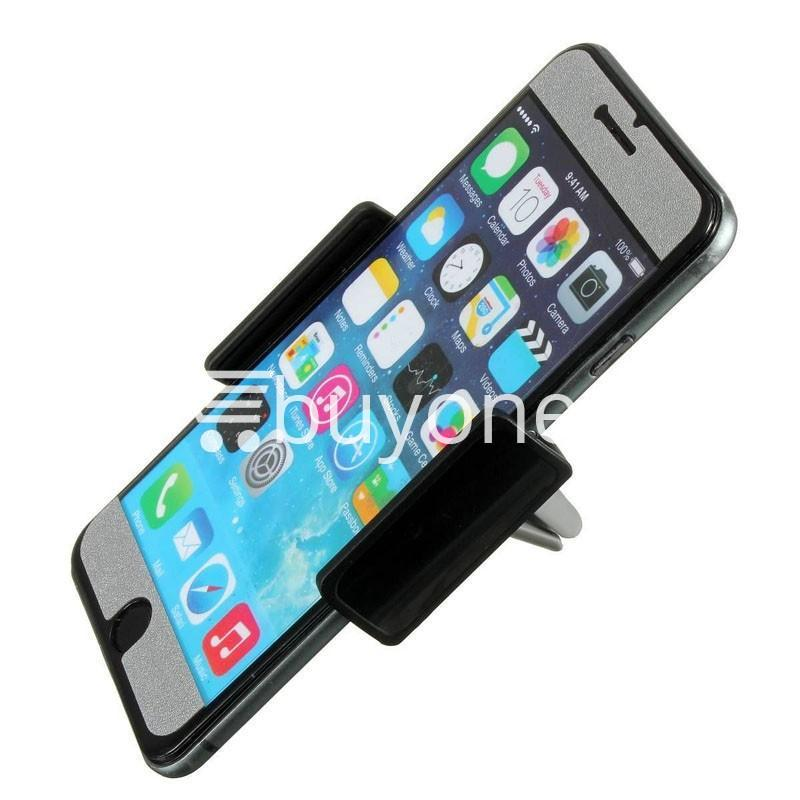 360 degrees universal car air vent phone holder mobile phone accessories special best offer buy one lk sri lanka 20271 - 360 Degrees Universal Car Air Vent Phone Holder
