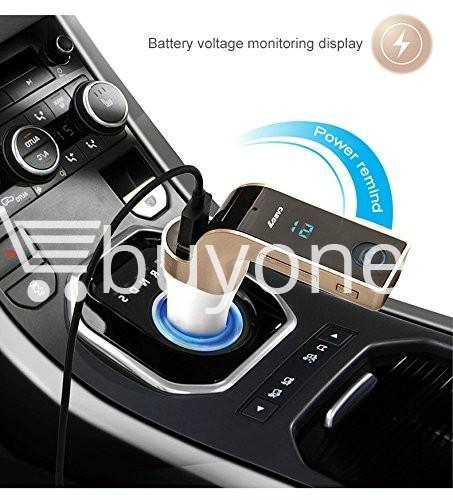 4 in 1 car g7 bluetooth fm transmitter with bluetooth car kit usb car charger automobile store special best offer buy one lk sri lanka 79919 - 4 in 1 CAR G7 Bluetooth FM Transmitter with Bluetooth Car kit USB Car Charger