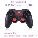 gen game s5 wireless bluetooth controller gamepad for ios android os phone tablet pc smart tv with holder  special best offer buy one lk sri lanka 00568.jpg