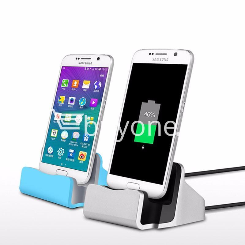 micro usb data sync desktop charging dock station for samsung htc galaxy oneplus nokia more mobile phone accessories special best offer buy one lk sri lanka 36665 1 - Micro USB Data Sync Desktop Charging Dock Station For Samsung HTC Galaxy OnePlus Nokia More
