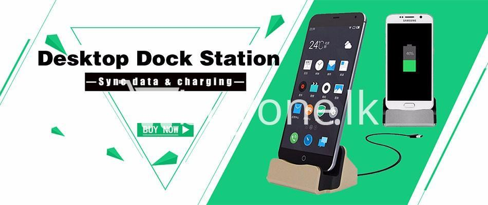 micro usb data sync desktop charging dock station for samsung htc galaxy oneplus nokia more mobile phone accessories special best offer buy one lk sri lanka 36665 - Micro USB Data Sync Desktop Charging Dock Station For Samsung HTC Galaxy OnePlus Nokia More