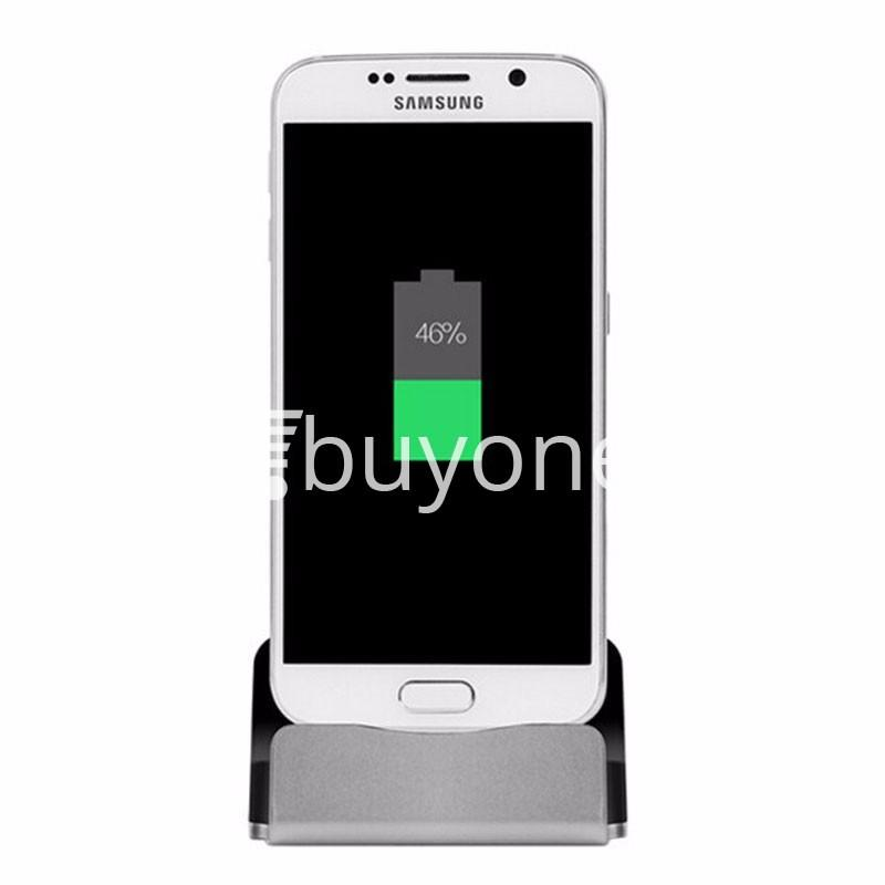micro usb data sync desktop charging dock station for samsung htc galaxy oneplus nokia more mobile phone accessories special best offer buy one lk sri lanka 36675 - Micro USB Data Sync Desktop Charging Dock Station For Samsung HTC Galaxy OnePlus Nokia More