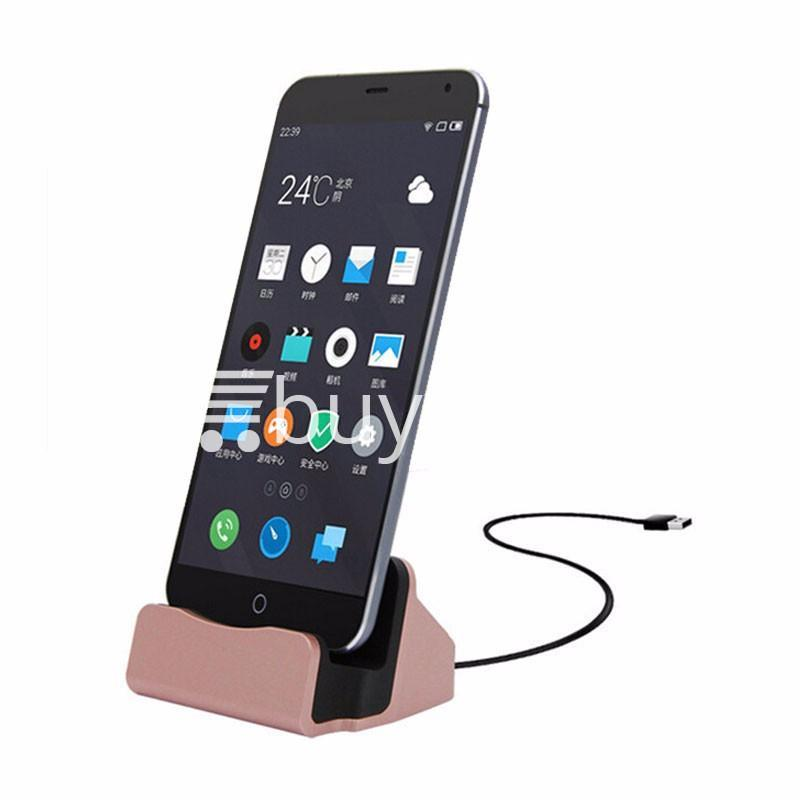 micro usb data sync desktop charging dock station for samsung htc galaxy oneplus nokia more mobile phone accessories special best offer buy one lk sri lanka 36679 - Micro USB Data Sync Desktop Charging Dock Station For Samsung HTC Galaxy OnePlus Nokia More