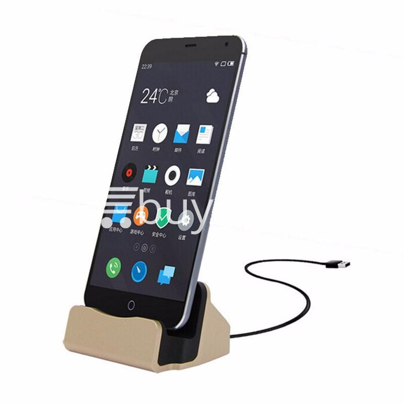micro usb data sync desktop charging dock station for samsung htc galaxy oneplus nokia more mobile phone accessories special best offer buy one lk sri lanka 36682 - Micro USB Data Sync Desktop Charging Dock Station For Samsung HTC Galaxy OnePlus Nokia More