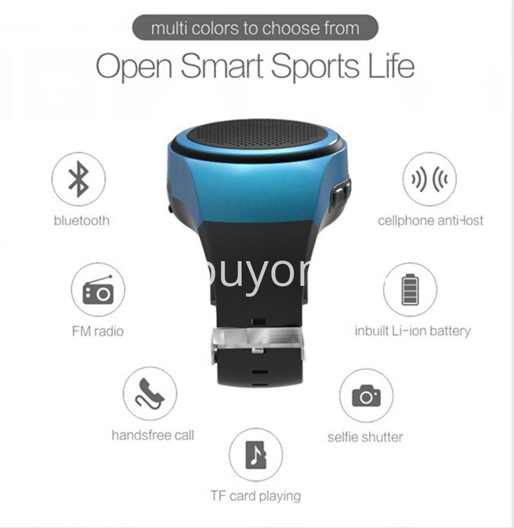 newest ubit b20 bluetooth speaker movement music watch mobile phone accessories special best offer buy one lk sri lanka 02498 - Newest Ubit B20 Bluetooth Speaker Movement Music Watch