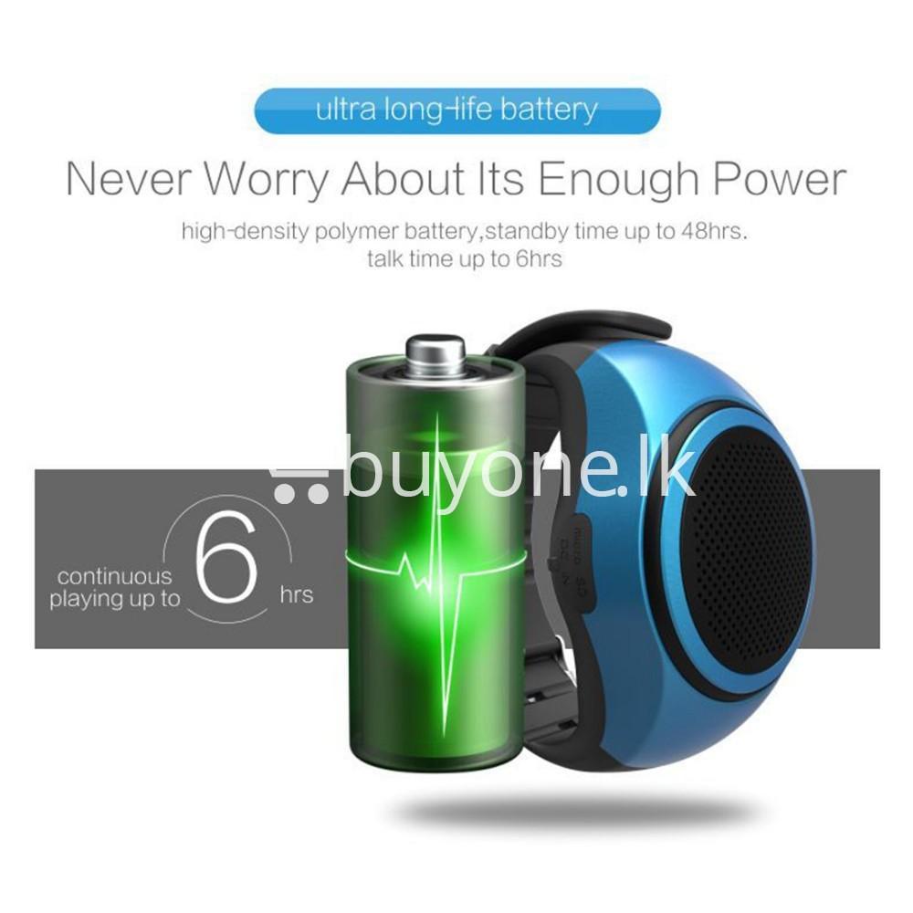 newest ubit b20 bluetooth speaker movement music watch mobile phone accessories special best offer buy one lk sri lanka 02512 - Newest Ubit B20 Bluetooth Speaker Movement Music Watch