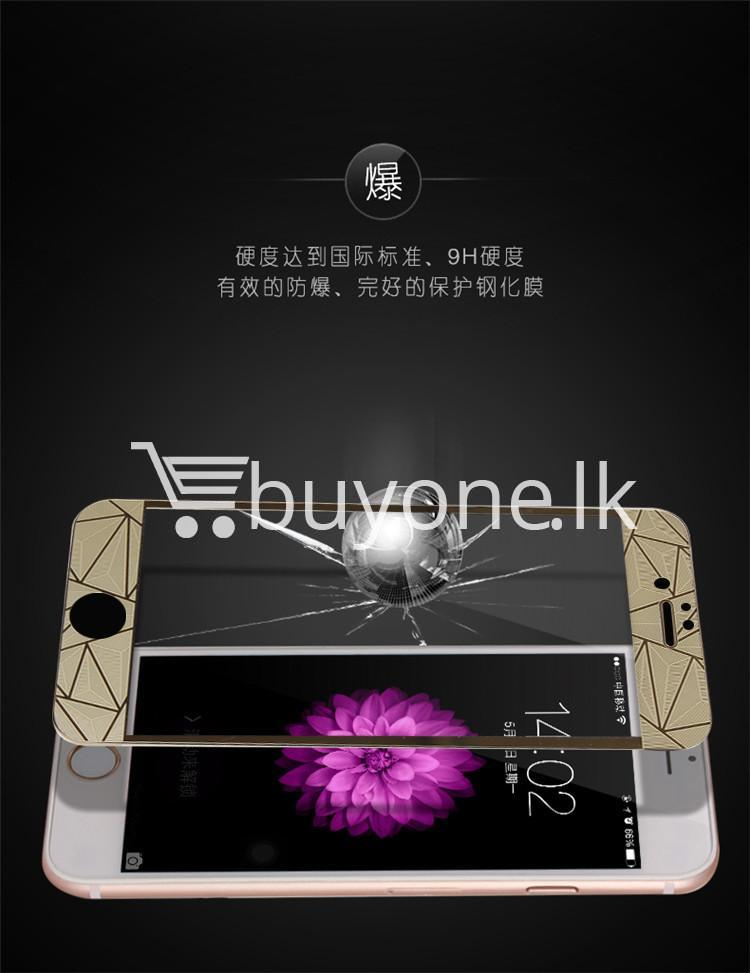 original latest new full 3d protect front and back tempered glass for iphone6 iphone6s iphone6s plus mobile phone accessories special best offer buy one lk sri lanka 95752 - Original Latest New Full 3D Protect Front and Back Tempered Glass  For iphone6 iphone6s iphone6s plus