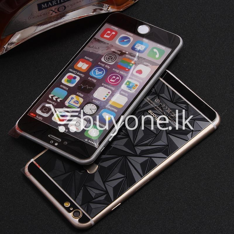 original latest new full 3d protect front and back tempered glass for iphone6 iphone6s iphone6s plus mobile phone accessories special best offer buy one lk sri lanka 95754 Original Latest New Full 3D Protect Front and Back Tempered Glass  For iphone6 iphone6s iphone6s plus