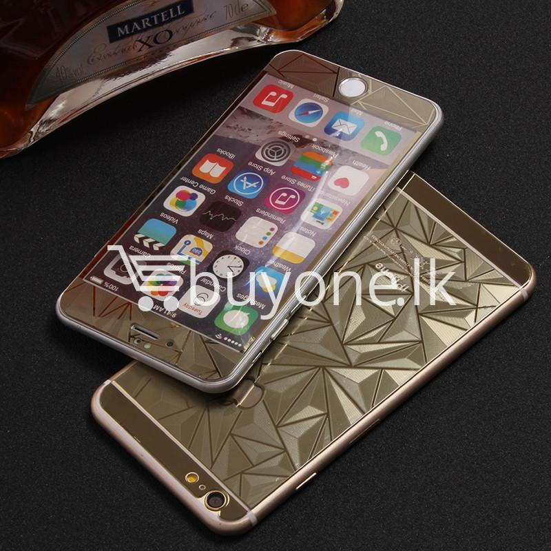 original latest new full 3d protect front and back tempered glass for iphone6 iphone6s iphone6s plus mobile phone accessories special best offer buy one lk sri lanka 95755 - Original Latest New Full 3D Protect Front and Back Tempered Glass  For iphone6 iphone6s iphone6s plus