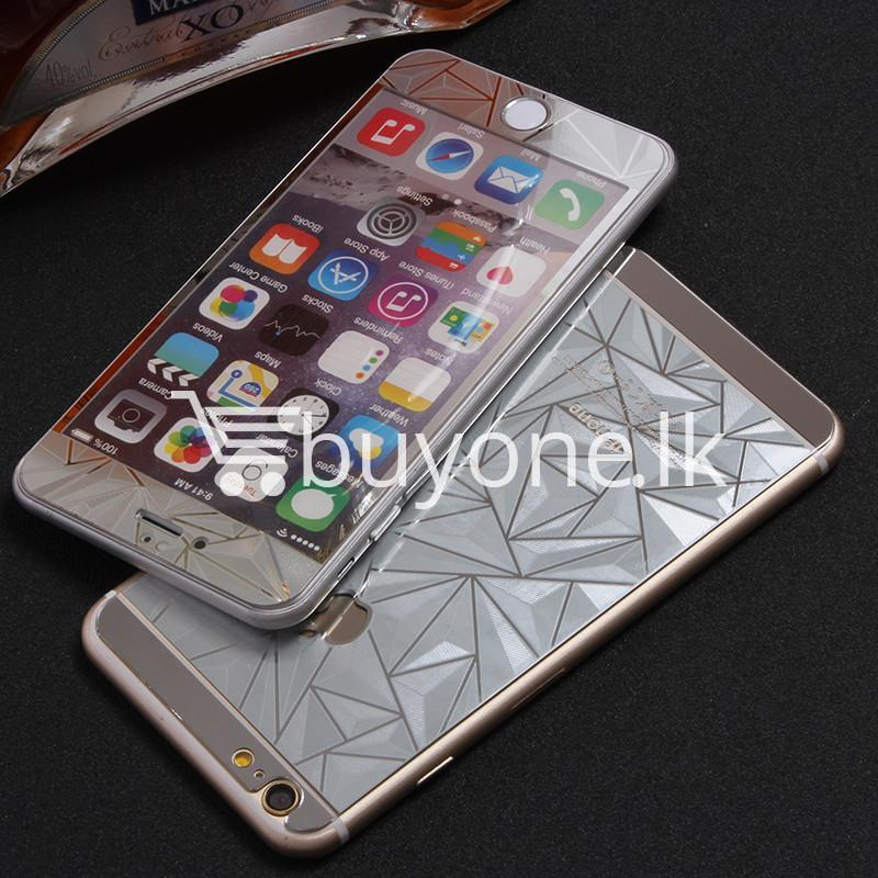original latest new full 3d protect front and back tempered glass for iphone6 iphone6s iphone6s plus mobile phone accessories special best offer buy one lk sri lanka 95756 Original Latest New Full 3D Protect Front and Back Tempered Glass  For iphone6 iphone6s iphone6s plus