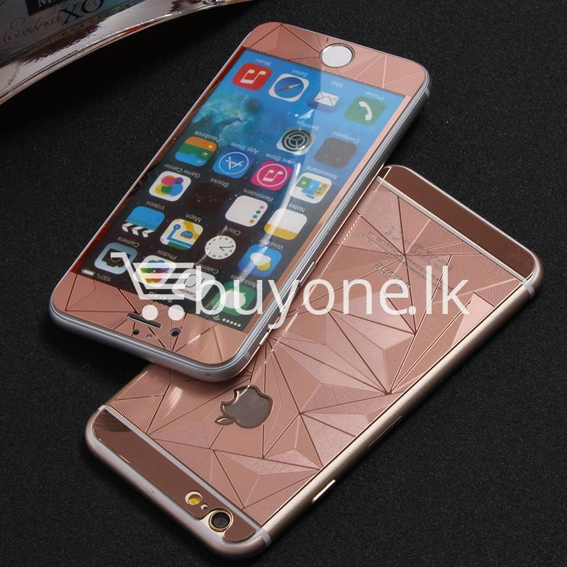 original latest new full 3d protect front and back tempered glass for iphone6 iphone6s iphone6s plus mobile phone accessories special best offer buy one lk sri lanka 95758 1 - Original Latest New Full 3D Protect Front and Back Tempered Glass  For iphone6 iphone6s iphone6s plus