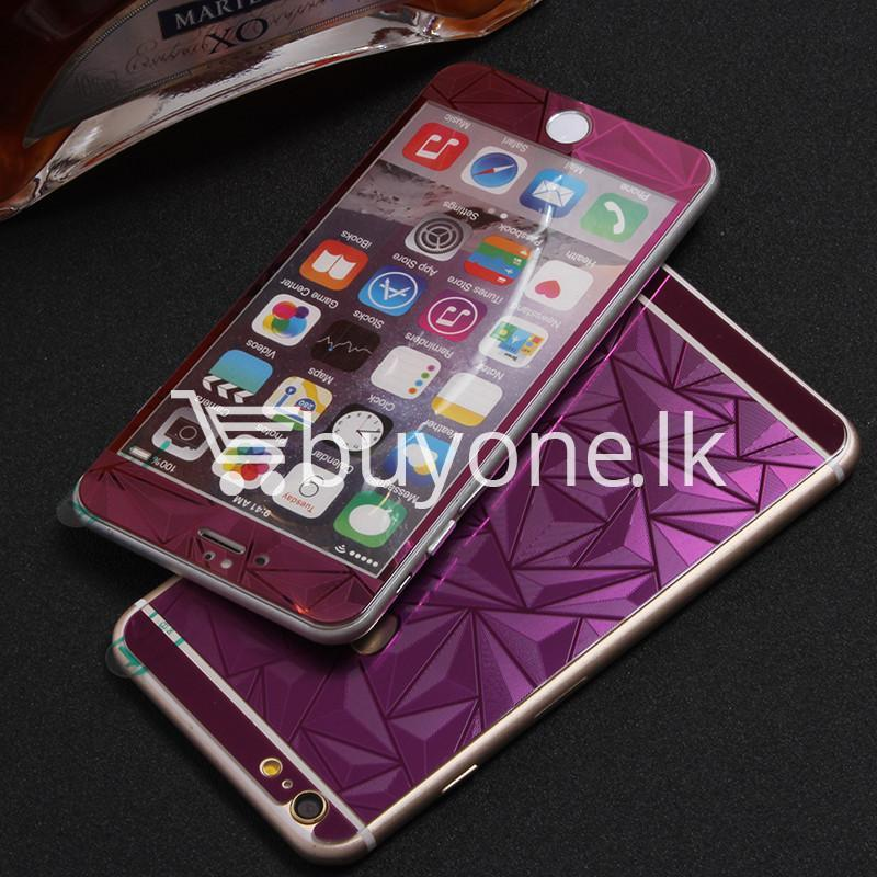 original latest new full 3d protect front and back tempered glass for iphone6 iphone6s iphone6s plus mobile phone accessories special best offer buy one lk sri lanka 95758 - Original Latest New Full 3D Protect Front and Back Tempered Glass  For iphone6 iphone6s iphone6s plus