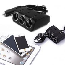 universal car sockets 3 ways with dual usb charger for iphone samsung htc nokia automobile store special best offer buy one lk sri lanka 19845  Online Shopping Store in Sri lanka, Latest Mobile Accessories, Latest Electronic Items, Latest Home Kitchen Items in Sri lanka, Stereo Headset with Remote Controller, iPod Usb Charger, Micro USB to USB Cable, Original Phone Charger | Buyone.lk Homepage