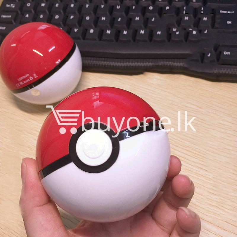 10000mah pokemon go ball power bank magic ball for iphone samsung htc oppo xiaomi smartphones mobile phone accessories special best offer buy one lk sri lanka 18652 - 10000mAh Pokemon Go Ball Power Bank Magic Ball For iPhone Samsung HTC Oppo Xiaomi Smartphones