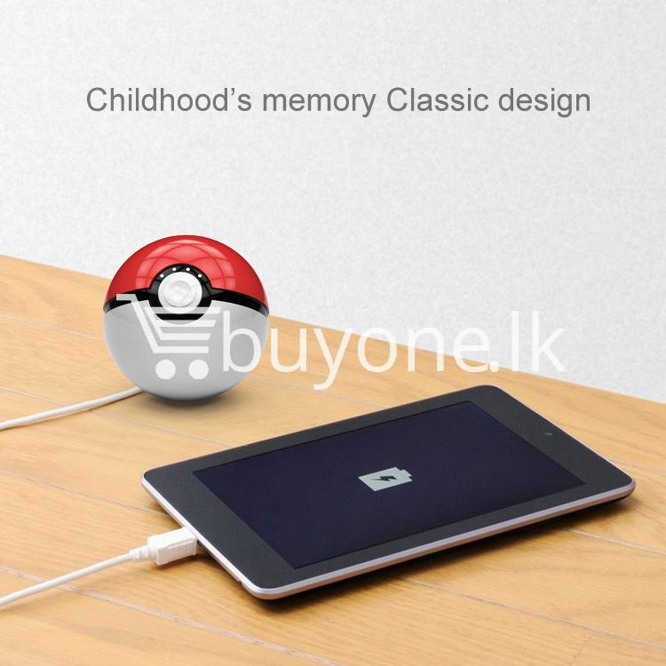 12000mah universal pokeball charger pokemons go power bank mobile phone accessories special best offer buy one lk sri lanka 98402 - 12000Mah Universal Pokeball Charger Pokemons Go Power bank
