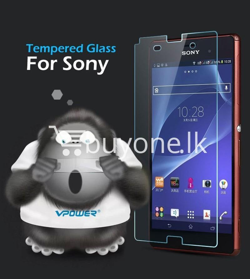 2.5d 0.3 mm lcd clear tempered glass screen protector for sony xperia z1 z2 z3 z4 more mobile phone accessories special best offer buy one lk sri lanka 23536 - 2.5D 0.3 mm LCD Clear Tempered Glass Screen Protector For Sony Xperia Z1 Z2 Z3 Z4 More