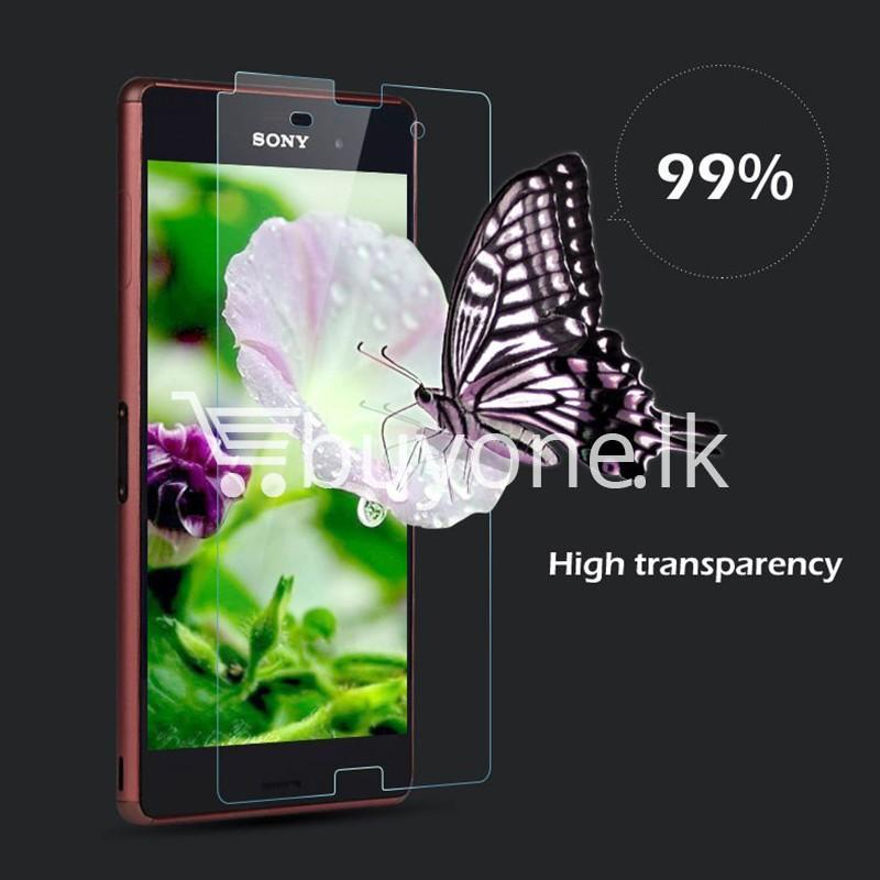 2.5d 0.3 mm lcd clear tempered glass screen protector for sony xperia z1 z2 z3 z4 more mobile phone accessories special best offer buy one lk sri lanka 23539 - 2.5D 0.3 mm LCD Clear Tempered Glass Screen Protector For Sony Xperia Z1 Z2 Z3 Z4 More