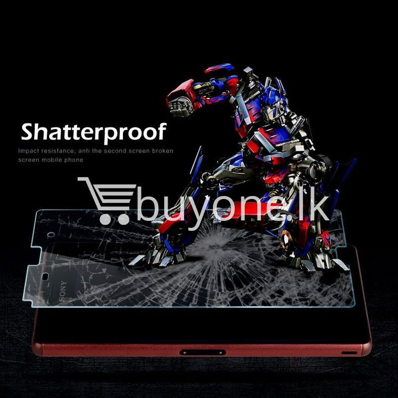 2.5d 0.3 mm lcd clear tempered glass screen protector for sony xperia z1 z2 z3 z4 more mobile phone accessories special best offer buy one lk sri lanka 23541 - 2.5D 0.3 mm LCD Clear Tempered Glass Screen Protector For Sony Xperia Z1 Z2 Z3 Z4 More