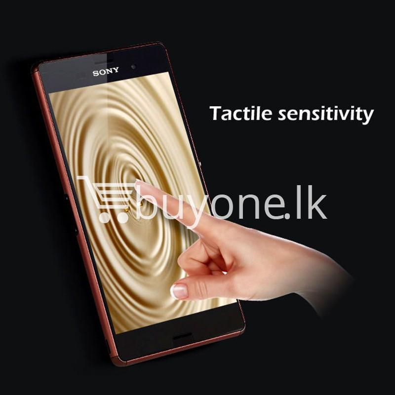 2.5d 0.3 mm lcd clear tempered glass screen protector for sony xperia z1 z2 z3 z4 more mobile phone accessories special best offer buy one lk sri lanka 23542 - 2.5D 0.3 mm LCD Clear Tempered Glass Screen Protector For Sony Xperia Z1 Z2 Z3 Z4 More