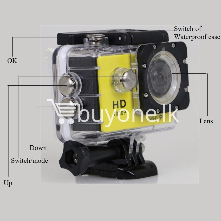 original action camera sj4000 1080p hd 12mp extre sports camera gopro hero 3 go pro 4 cam style with wifi camera store special best offer buy one lk sri lanka 52819 - Original Action Camera SJ4000 1080P HD 12MP extre Sports Camera Gopro hero 3 Go pro 4 Cam Style with Wifi
