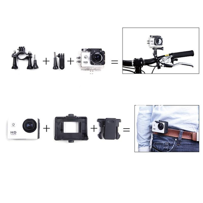 original action camera sj4000 1080p hd 12mp extre sports camera gopro hero 3 go pro 4 cam style with wifi camera store special best offer buy one lk sri lanka 52836 - Original Action Camera SJ4000 1080P HD 12MP extre Sports Camera Gopro hero 3 Go pro 4 Cam Style with Wifi
