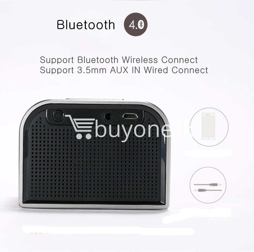 remax m8 mini desktop bluetooth 4.0 speaker deep bass aluminum mobile phone accessories special best offer buy one lk sri lanka 60119 - Remax M8 Mini Desktop Bluetooth 4.0 Speaker Deep Bass Aluminum