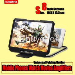 remax 3d enlarged 8inch screen effect mobile phones zoom magnifying glass for iphone android mobile phone accessories special best offer buy one lk sri lanka 91316 247x247 - Remax 3D Enlarged 8inch Screen Effect Mobile Phones Zoom Magnifying Glass For iPhone Android