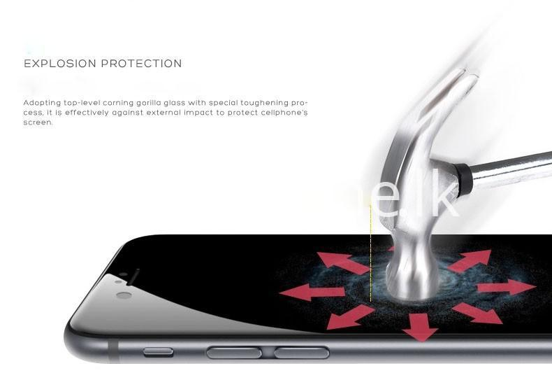 screen protector 0.3mm super thin tempered glass for iphone 6 6s round border high transparent mobile phone accessories special best offer buy one lk sri lanka 88477 1 Screen Protector 0.3mm Super Thin Tempered Glass For iPhone 6 6S Round Border High Transparent